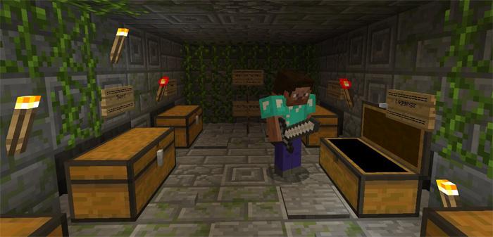 Blaze PvP Arena – Minecraft Pocket Edition Maps & Mods