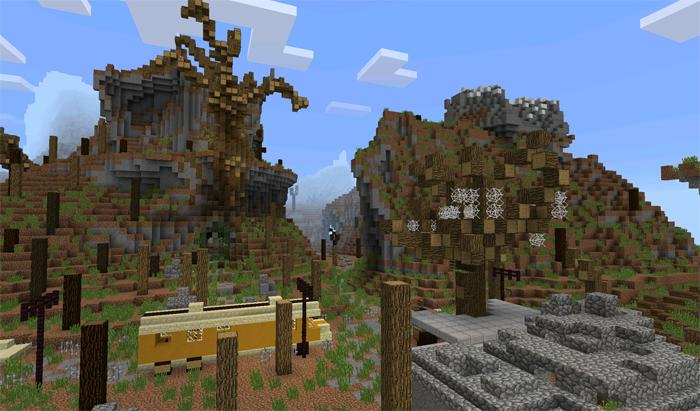A New Beginning Mine Island