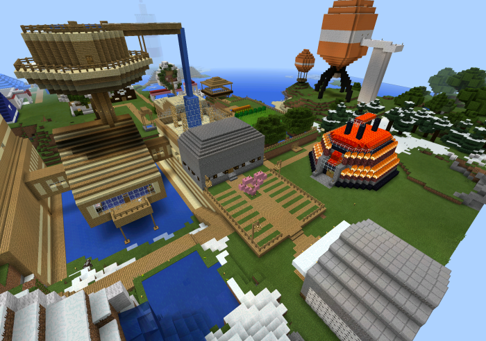 Stampy World Map.Stampy S Lovely World Pe Minecraft Pocket Edition Maps Mods