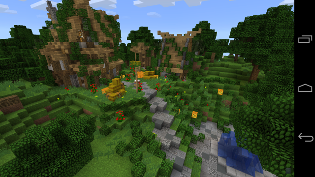 Minecraft Pocket Edition Maps Mods Page The Largest - Maps fur minecraft pe ios