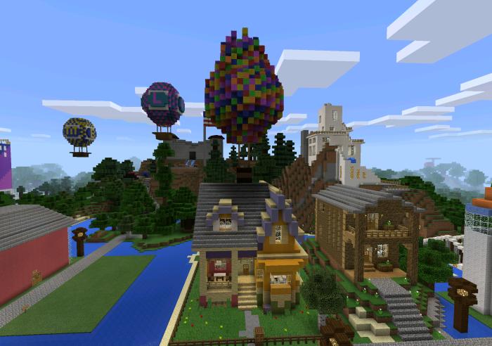 Best Village Ever Minecraft Pocket Edition Maps Mods - Die besten maps fur minecraft pe