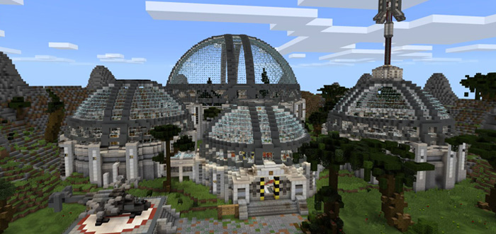 Biggest House In The World 2017 Minecraft creation – minecraft pocket edition maps & mods