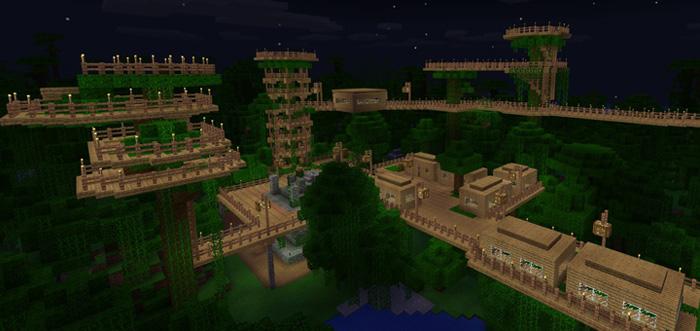Survival – Minecraft Pocket Edition Maps & Mods