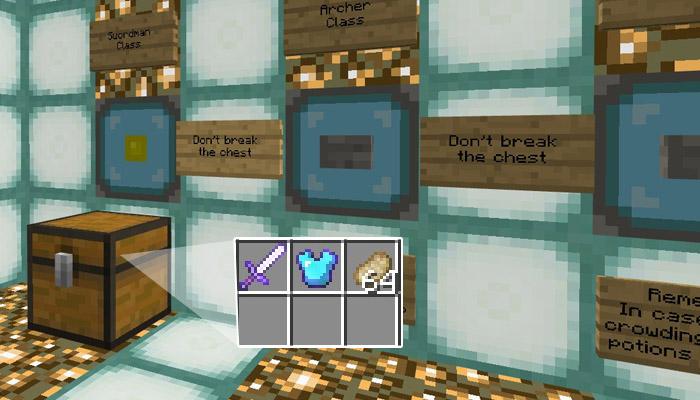 Mob Arena Battles 1: Revamped Edition – Minecraft Pocket