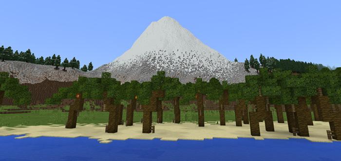 Survival Minecraft Pocket Edition Maps Mods
